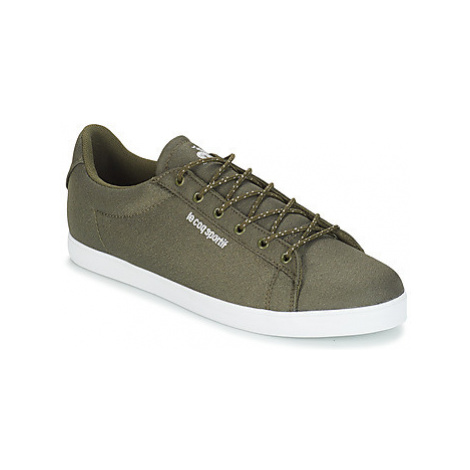 Le Coq Sportif AGATE women's Shoes (Trainers) in Green