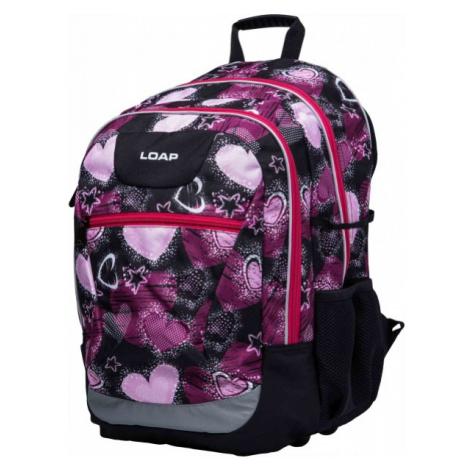 Loap ELLIPSE pink - School backpack
