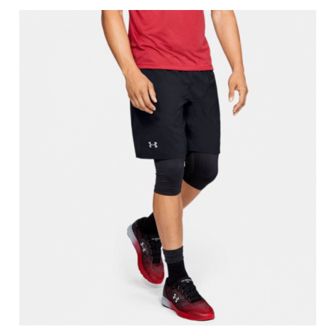 Men's UA Launch SW 2-in-1 Long Shorts Under Armour