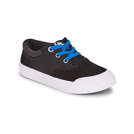 Quiksilver VERANT YOUTH boys's Children's Shoes (Trainers) in Black