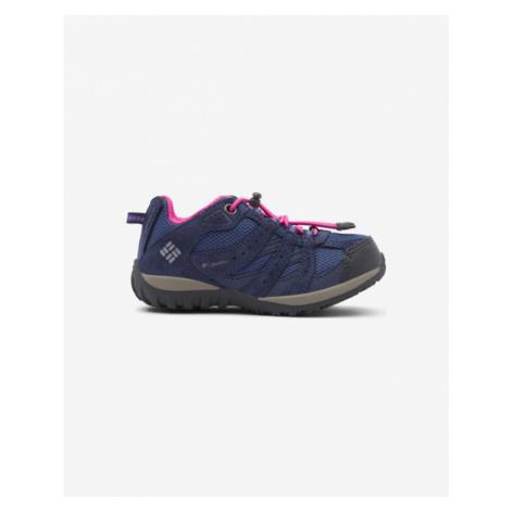 Columbia Kids Sneakers Blue Violet