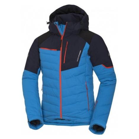 Northfinder INDIGO blue - Men's ski jacket