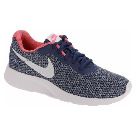 shoes Nike Tanjun SE - Navy/Vast Gray/Sea Coral/Racer Pink