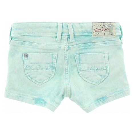 Pepe Jeans Kids Shorts Blue White