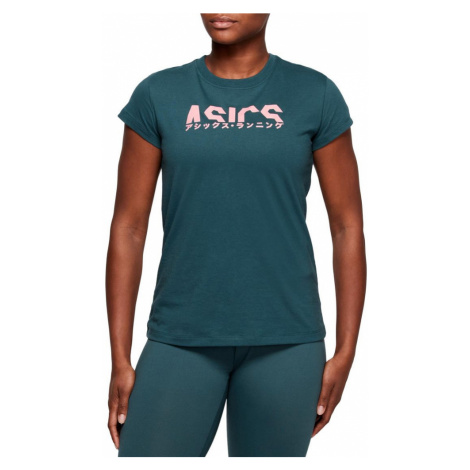Asics Katakana Graphic Women's Running T-Shirt - AW20