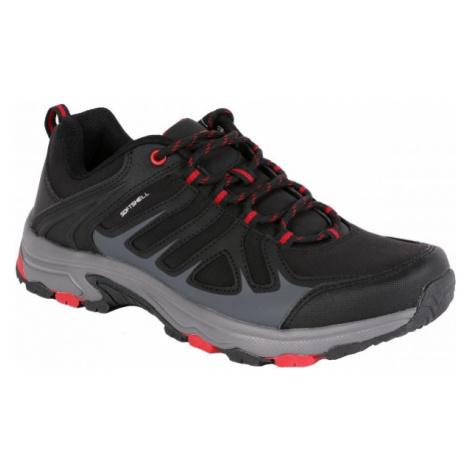 ALPINE PRO SEWER black - Men's shoes