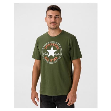 Converse T-shirt Green