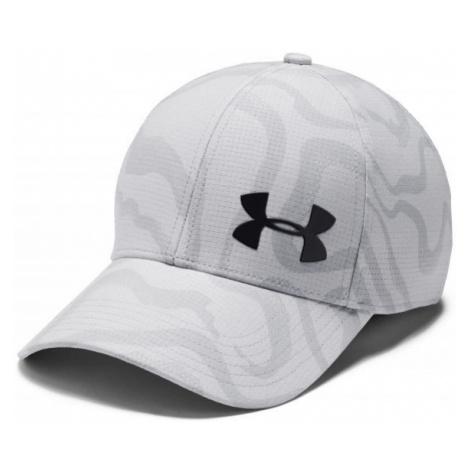 Under Armour MEN'S PRINTED AIRVENT CORE CAP grey - Men's hat