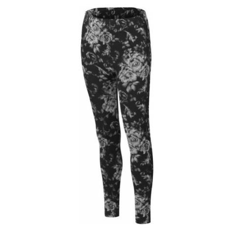 Lewro PIPI 116-134 black - Girls' leggings