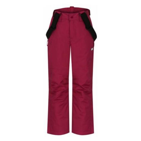 Loap FUGALO pink - Kids' ski pants