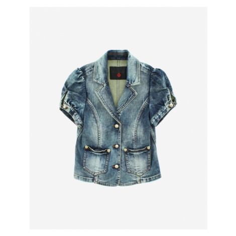John Richmond Kids Jacket Blue