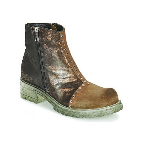 Papucei HIPOFI KAKI women's Mid Boots in Brown