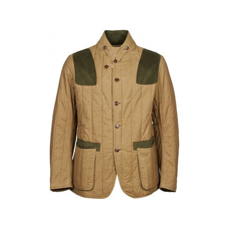 Barbour Draghnet men's Jacket in Beige