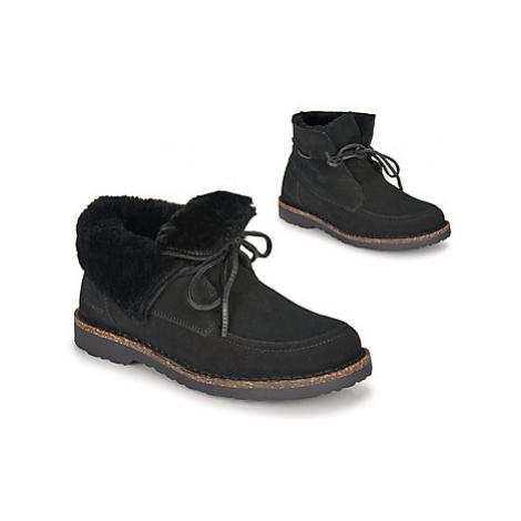 Birkenstock BAKKI women's Mid Boots in Black