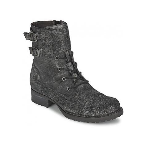 One Step IDAN women's Mid Boots in Silver