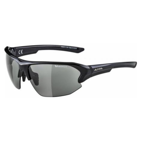 Alpina Sports LYRON HR VL black - Unisex sunglasses