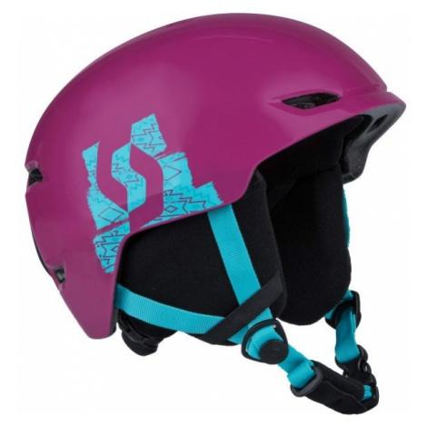 Scott KEEPER 2 JR purple - Kids' ski helmet