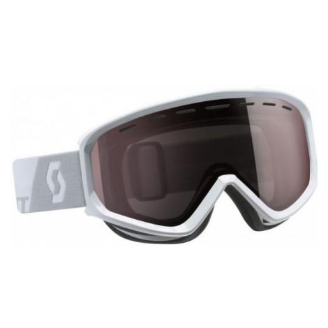 Scott LEVEL white - Ski goggles