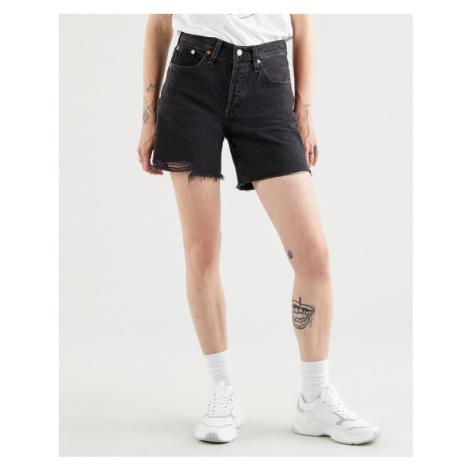 Levi's® 501® Mid Thigh Shorts Black Levi´s
