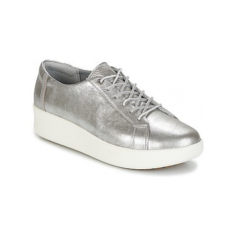 Timberland BERLIN PARK OXFORD women's Casual Shoes in Silver