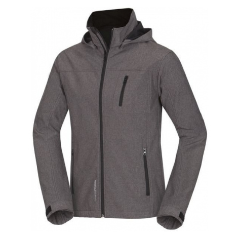 Northfinder FRASCO grey - Men's softshell jacket