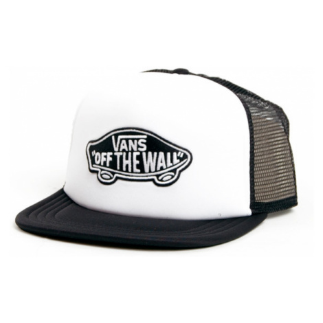 VANS MN Classic Patch Tru White Black VH2VYB2