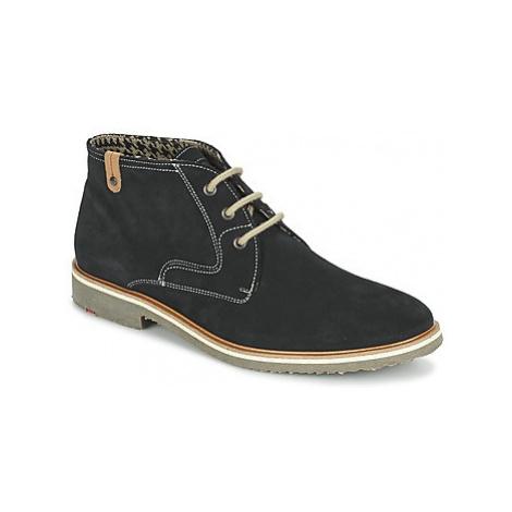 Lloyd SPEED men's Mid Boots in Black