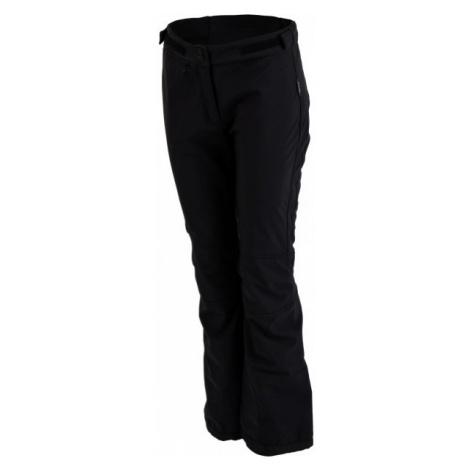 Hi-Tec LADY LORANA black - Women's softshell trousers