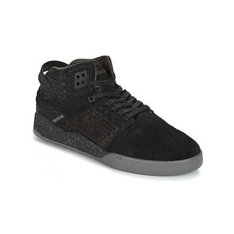 Supra SKYTOP III men's Shoes (High-top Trainers) in Black