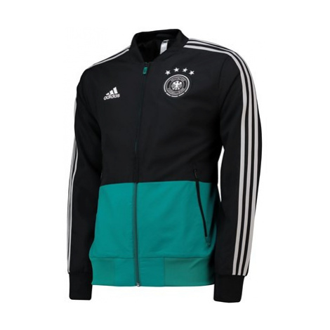 Germany Presentation Jacket - Black Adidas
