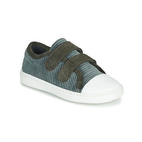 Citrouille et Compagnie LILINO girls's Children's Shoes (Trainers) in Grey