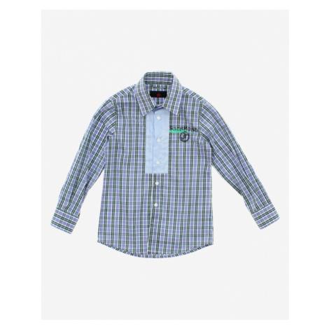 John Richmond Kids Shirt Blue