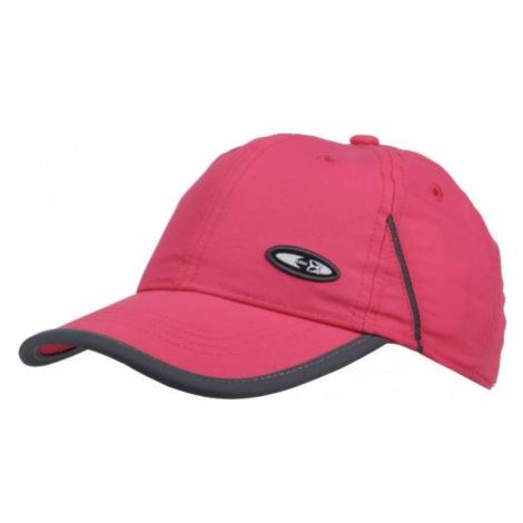Finmark SUMMER CAP CHILDREN'S grey - Summer cap children's