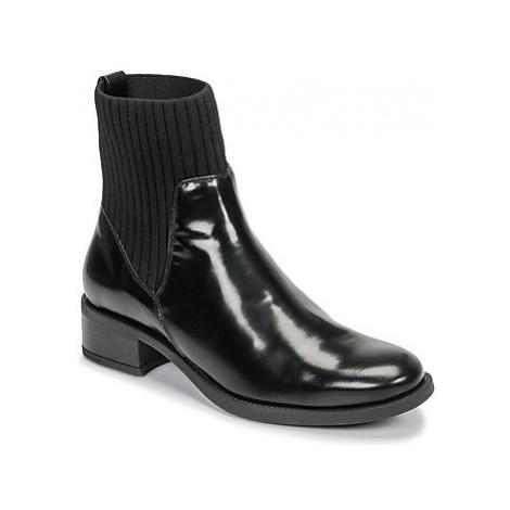 Unisa ELLEN women's Mid Boots in Black
