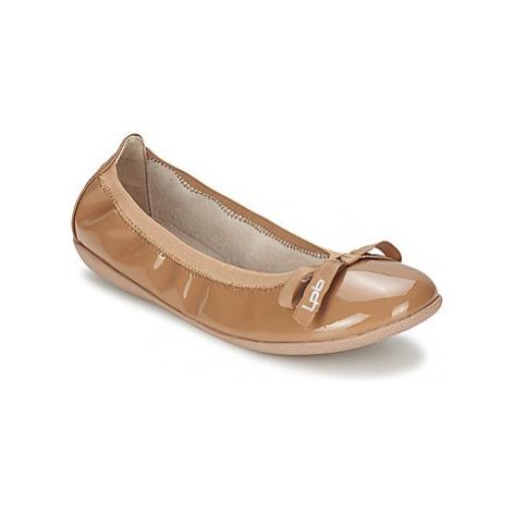 Les Petites Bombes ELLA VERNIS women's Shoes (Pumps / Ballerinas) in Brown