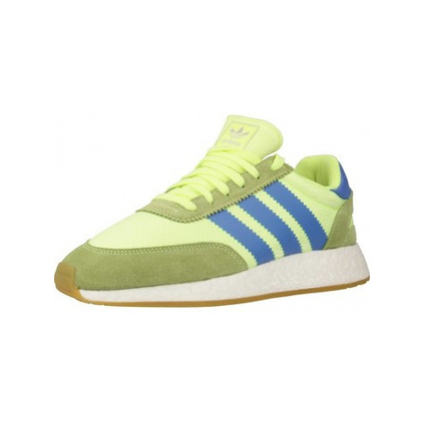 Adidas I-5923 men's Shoes (Trainers) in Green