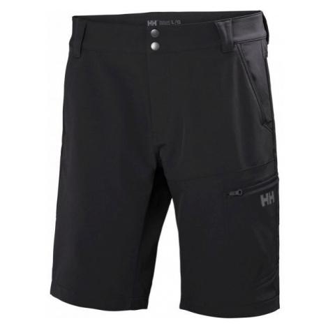 Helly Hansen BRONO SHORTS black - Men's shorts