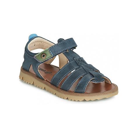 GBB PATHE boys's Children's Sandals in Blue