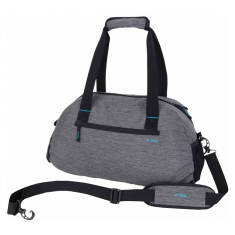 Aress LOTUS grey - Women's shoulder bag