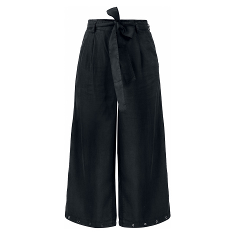 Black Premium by EMP - Marlene - Girls trousers - black