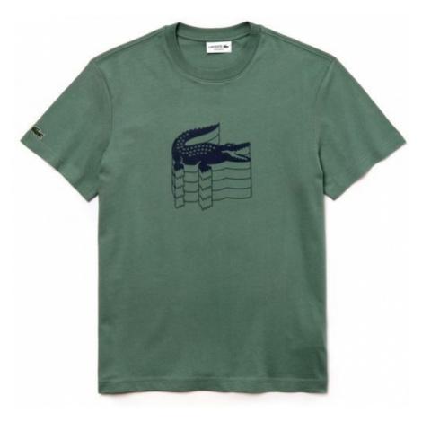 Lacoste MAN T-SHIRT grey - Men's T-Shirt