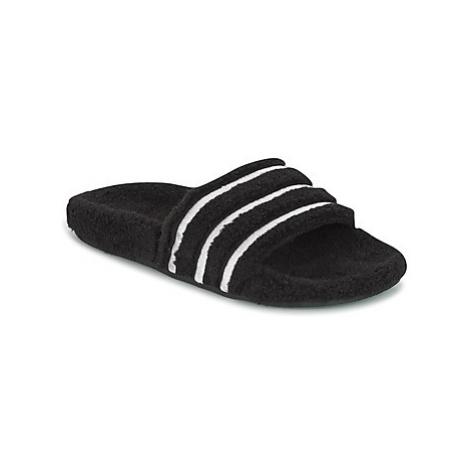 Adidas ADILETTE W women's in Black
