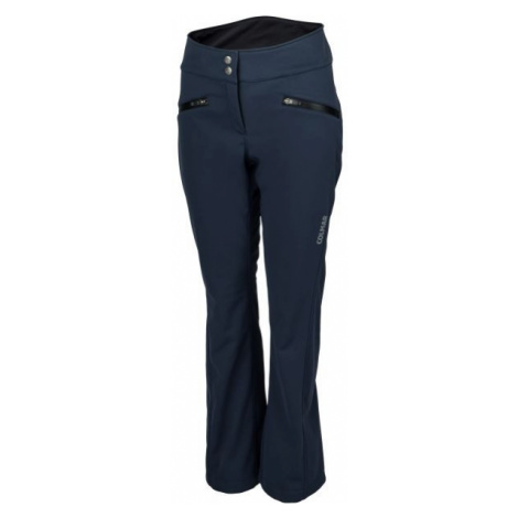 Colmar LADIES PANTS dark blue - Women's softshell trousers