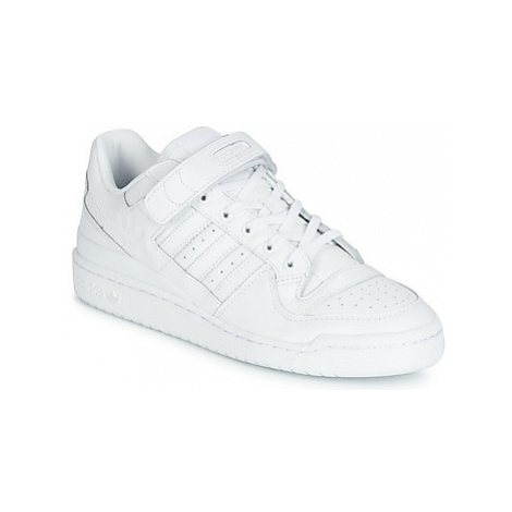 Adidas FORUM LO REFINED men's Shoes (Trainers) in White