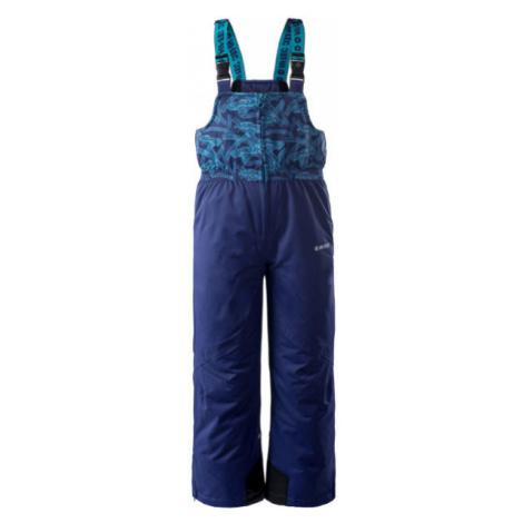 Hi-Tec HOREMI KIDS blue - Kids ski pants