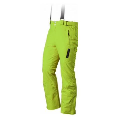 TRIMM RIDER green - Men's ski pants