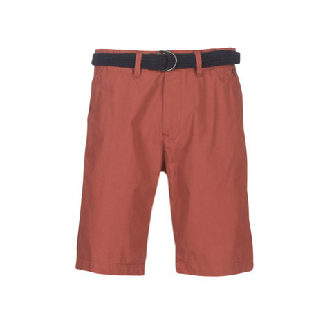 Petrol Industries CHINO men's Shorts in Bordeaux
