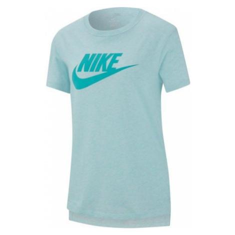 Nike NSW TEE DPTL BASIC FUTURU light green - Girls' T-shirt
