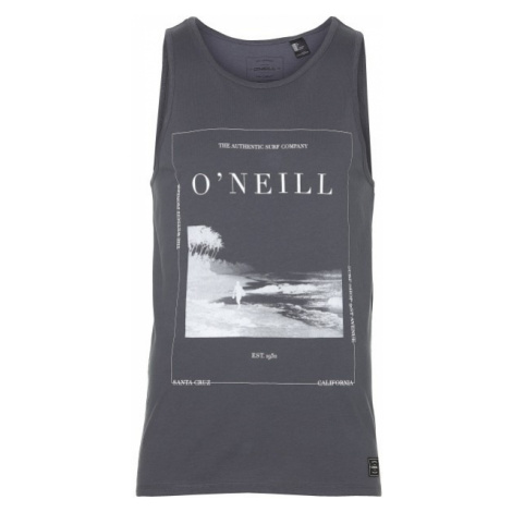 O'Neill LM FRAME TANKTOP dark gray - Men's tank top