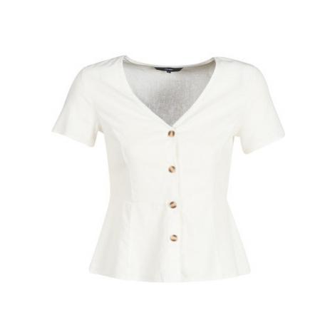 Vero Moda VMANNA women's Blouse in White